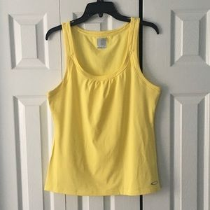 Oakley Yellow Tank